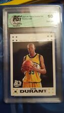 2007-2008 Topps Kevin Durant Rookie Card RC #2 Gem Mint 10