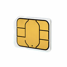 Mobile Phone SIM Card with Three Network