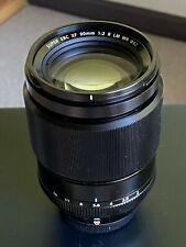 fuji XF90mm F2 Lens MINT Condition