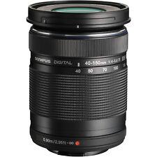 Olympus M.Zuiko Digital 40-150 mm /4-5,6 ED R  Objektiv B-Ware schwarz