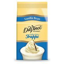 Da Vinci Gourmet Vanilla Bean Flavoured Frappe Powder 1kg Catering Pack