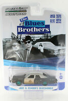 A.S.S NEU GreenLight 1/64 Dodge Monaco Bluesmobile Blues Brother Hollywood Chase