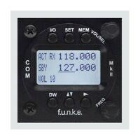 FUNKE ATR833-II-LCD VHF COM RADIO