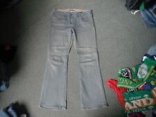 """Next The Bootcut Jeans Size 14L Leg 32.5"""" Faded Dark Blue Ladies Jeans"""