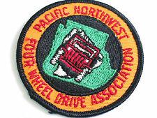 Pacific Northwest Four Wheel Drive Association Patch (#4626)*