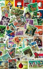 JAPAN.  A GOOD SELECTION OF 67 POSTAGE STAMPS..1950s +..