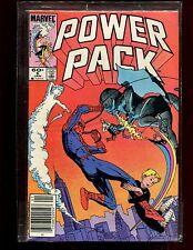 POWER PACK 6 NEWSSTAND(8.0)(VF)SPIDERMAN APP-MARVEL(b052)