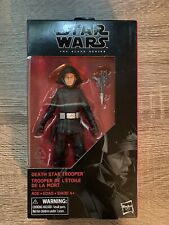 Hasbro Star Wars The Black Series Death Star Trooper 6-inch Action Figure