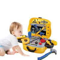 Simulation Repair Screwdriver Tool Kit for Boys Kid Children Toy Engineer Set