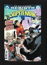 New Super-Man #4 DC Rebirth NM
