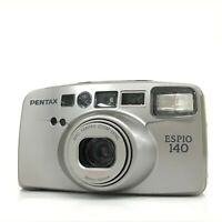 [AS-IS] Pentax ESPIO 140 35mm Point & Shoot Film Camera from JAPAN [KC]