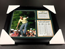 11X14 FRAMED JACK NICKLAUS WINS 6TH MASTERS 1986 CHAMPION 8X10 PHOTO