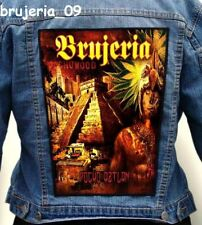 BRUJERIA    Back Patch Backpatch ekran new