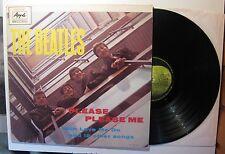 """BEATLES """"PLEASE PLEASE ME"""" RI VINYL LP (APPLE RECORDS 1C072-04219; D-1979)  VG+"""