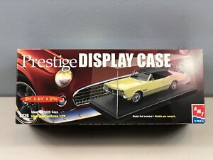 AMT Prestige Display Case 8226 For 1/24 - 1/25 Scale Model Cars