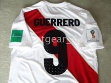 New Umbro Peru Official Paolo Guerrero Authentic Jersey Shirt Russia WC 2018 PG9