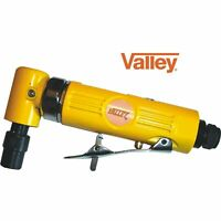 """Air Angle Die Grinder 1/4""""  Right Angle Die Pneumatic Polisher Cleaning Cutting"""