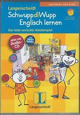 Langenscheidt SchwuppdiWupp Englisch lernen Neu & OVP
