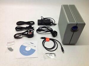 Lacie 2BIG Dock Thunderbolt 4TB 2-bay RAID Drive USB-C USB3.0 7200RPM