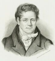 Unbek. (19. Jh.), Daniel O'Connell, ca. 1843, Lith.