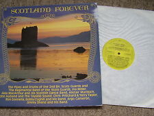 SCOTLAND FOREVER Various Artists ROSS RECORDS 1984 EXCELLENT