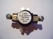 Thermal Cut Out & Screw Assembly for T80Z FAST-FIT ELECTRIC SHOWER