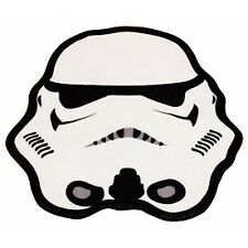 Star Wars Trooper Shaped Rug Mat Carpet Boys 74 X 80cm Character World 1439