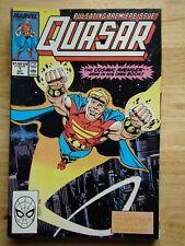QUASAR (1989) # 1 (VF+) ORIGIN