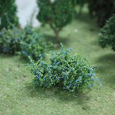 MP SCENERY 8 Blueberry Plants O Scale Architectural Model Vegetable Railroad