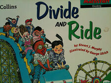 DIVIDE OR RIDE: MATHSTART EARLY LEARNING NUMERACY Collins 5+ years fun maths