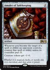 Amulet of Safekeeping, M19