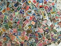 KILOWARE - 5000 Worldwide STAMPS - Huge Variety - GREAT VALUE - FREE SHIPPING!