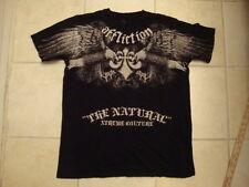 Affliction Xtreme Randy Couture Black T Shirt Mens's size M