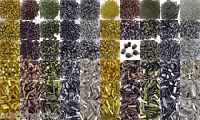 TONS OF TERMINATORS Ribbon End, Cord End, Bead Tip, Crimp Bead, & Crimp Cover