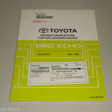 Workshop Manual Body Toyota Yaris/Echo , Stand 03/1999
