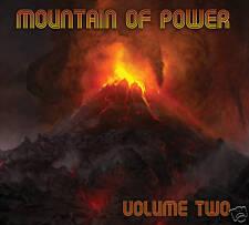 MOUNTAIN OF POWER: VOLUME II CD - KILLER HEAVY ROCK w/ JOHN NORUM / TY TABOR