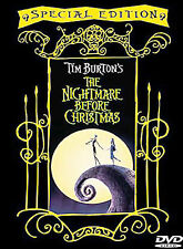 The Nightmare Before Christmas (DVD, 2000, Special Edition)