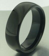1 Wedding Ring Engagement Wolfram Tungsten with Laser Engraving