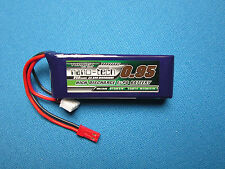 UPGRADE HUBSAN H501S X4 TRANSMITTER BATTERY 2 LIPO PLUG N PLAY + ADVANCED TX -AA