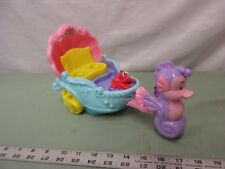 Fisher Price Little People Disney Princess Ariel Coach seahorse sounds part toy