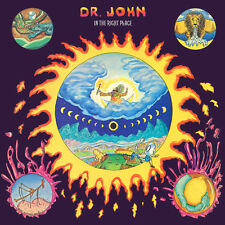 Dr. John - In the Right Place [New Vinyl] Colored Vinyl