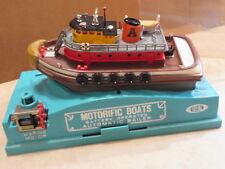BOATERIFIC ATLAS HARBOR TUG ideal toy TUG BOAT