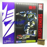 73707 Hasbro Transformers Masterpiece MP-2 Soundwave MISB IN STOCK MP 02