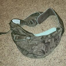 Baby Carrier Baby Sling Boppy Brown Teal - Adjustable - Extra Comfortable & Easy