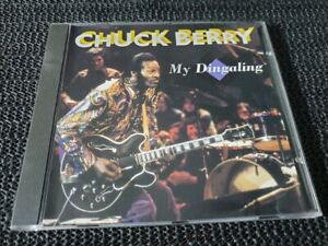 Chuck Berry - My Dingaling - 1991 Royal Collection CD compilation - rock n roll