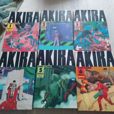 Akira Akira 6 volume set whole volume cartoon