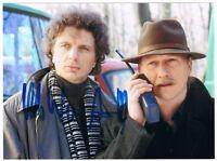 Udo Wachtveitl - original signiertes Foto - Tatort - - hand signed