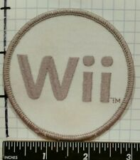 Nintendo Wii Embroidered Promotional Patch