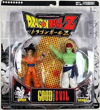 Dragonball Z ~ GOHAN & BOJACK (Good vs. Evil) Action Figure Set ~ JAKKS DBZ RARE