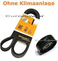 Keilrippenriemen+Spannrolle VW CADDY II 1.4/1.6 95-2004